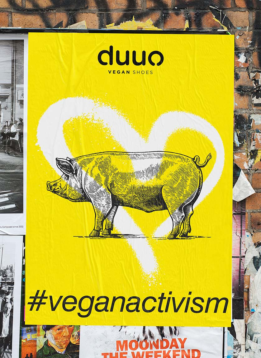 AlanCrew Duuo Vegan